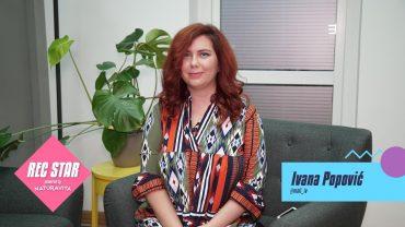 REC STAR – Ivana Popović – [S07E15]