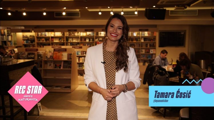 REC STAR – Tamara Ćosić – [S07E17]