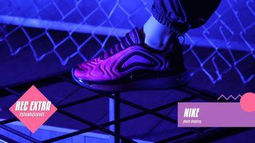 REC EXTRA – Nike Photo Shooting – [S07E23]